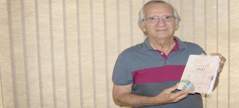 Engenheiro Manoel Neto lança livro em Natal